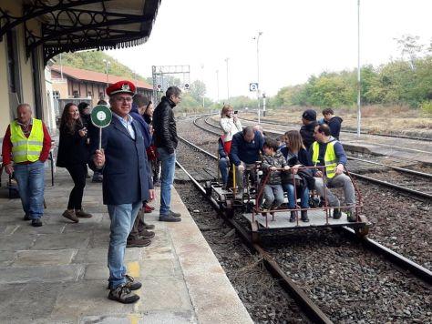 weekend bambini piemonte cuneo museo ferroviario piemontese