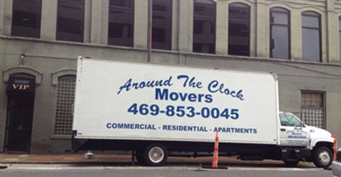 Commerical Mover