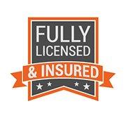 Fully Insured & Licensed