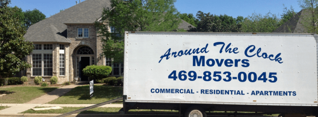Around the Clock Movers in Irving, Texas