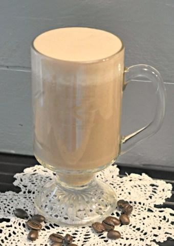 Cappuccino hot