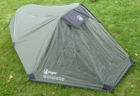Tent review  Hi Gear Soloista Backpacking Tent  Initial ...