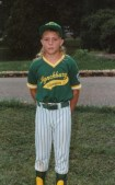 Brandon Inge tore up little league and the mullet scene before making the Majors.