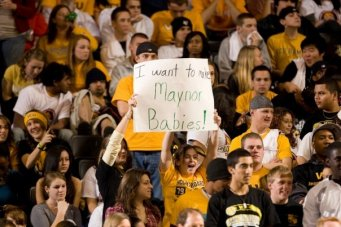 Enthusiastic fan base.