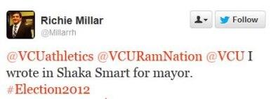 Shaka Smart 2012.
