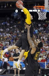 Who says Joey Rodriguez can't dunk?