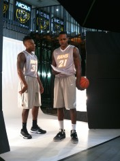 Melvin Johnson and Treveon Graham