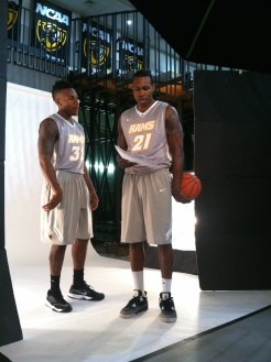 Melvin Johnson and Treveon Graham