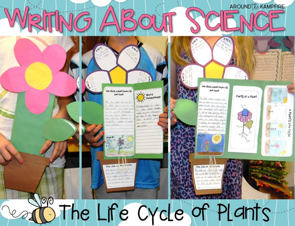 It S Plantin Time Writing About Science Amp A Freebie