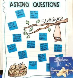 Teaching with Stellaluna: Turning Readers Into Comprehenders - Around the  Kampfire [ 1024 x 791 Pixel ]