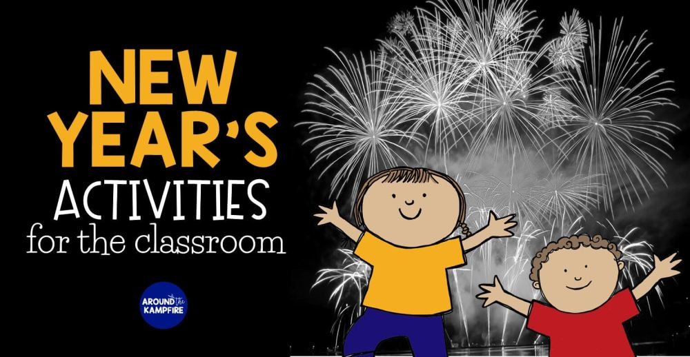 medium resolution of 5 Fun New Year's Activities for the Classroom - Around the Kampfire