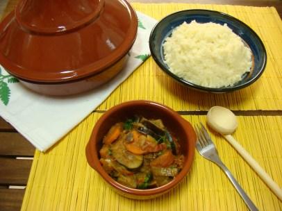 Vegetable Tagine