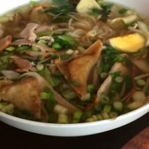 Wonton Soup, Toan Pho, Warsaw