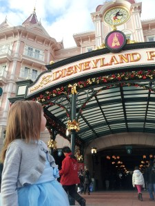 Enjoy the magic at Disneyland Paris.