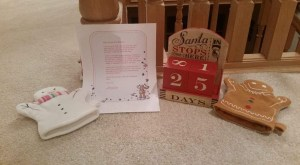 A letter from Jingles the Elf