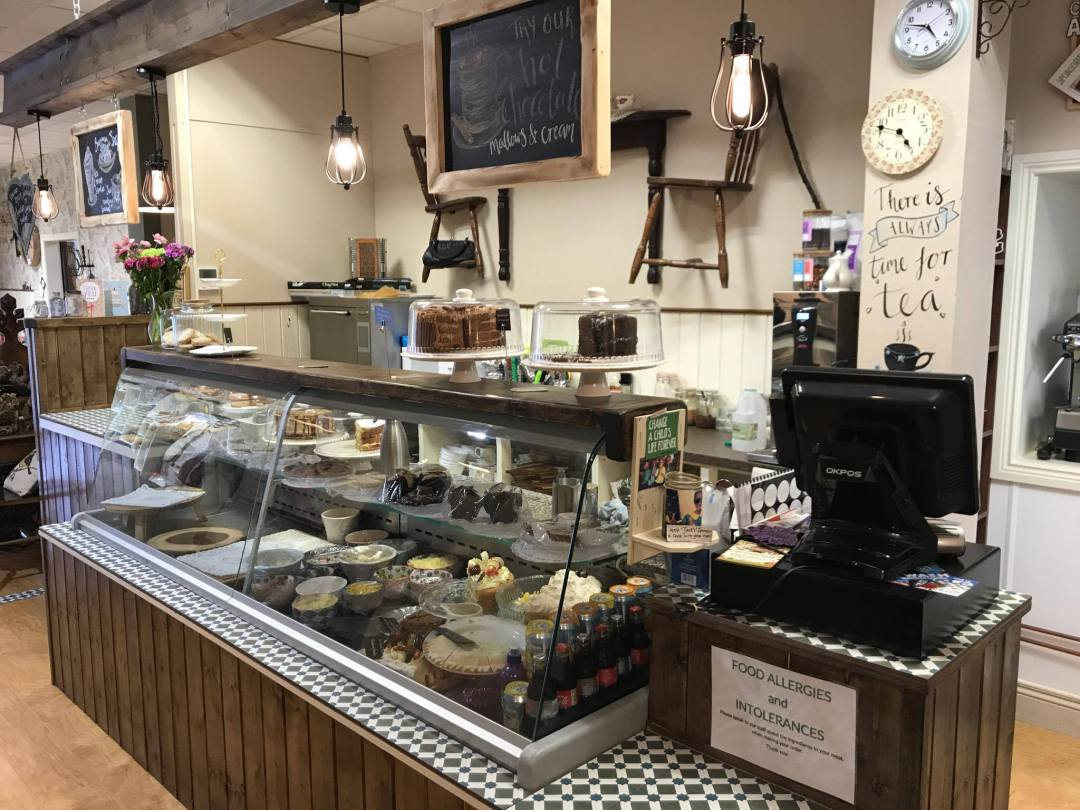 Jacks Coffee Shop and Giftware in Fintona, County Tyrone