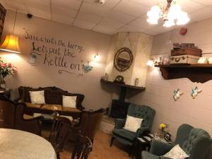 Jack's Coffee Shop and Giftware in Fintona, County Tyrone