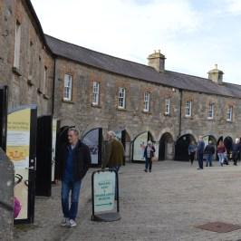 Archways at Enniskillen Castle