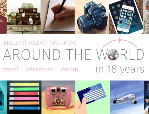 Travel Essentials from Around The World In 18 Years
