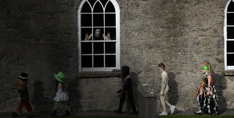 Halloween Family Day at Ulster Folk Museum