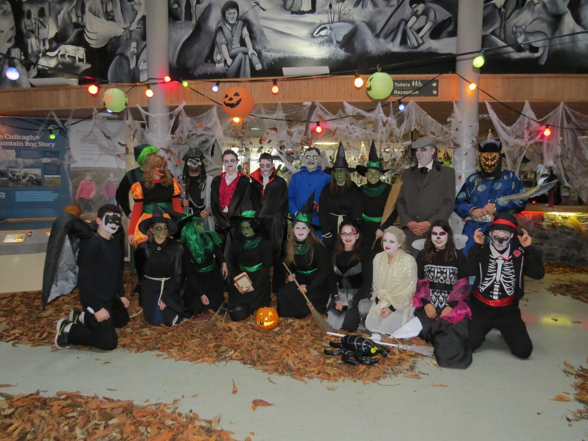 Halloween Spooktacular at Marble Arch Caves