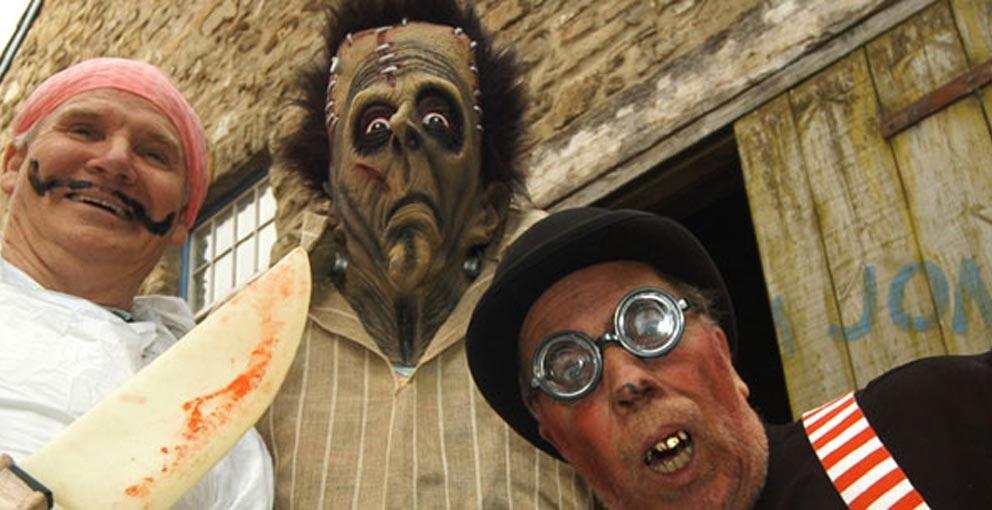 Halloween Fun Fays at the Ulster American Folk Park
