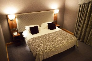Deluxe double room at Corick House Hotel & Spa