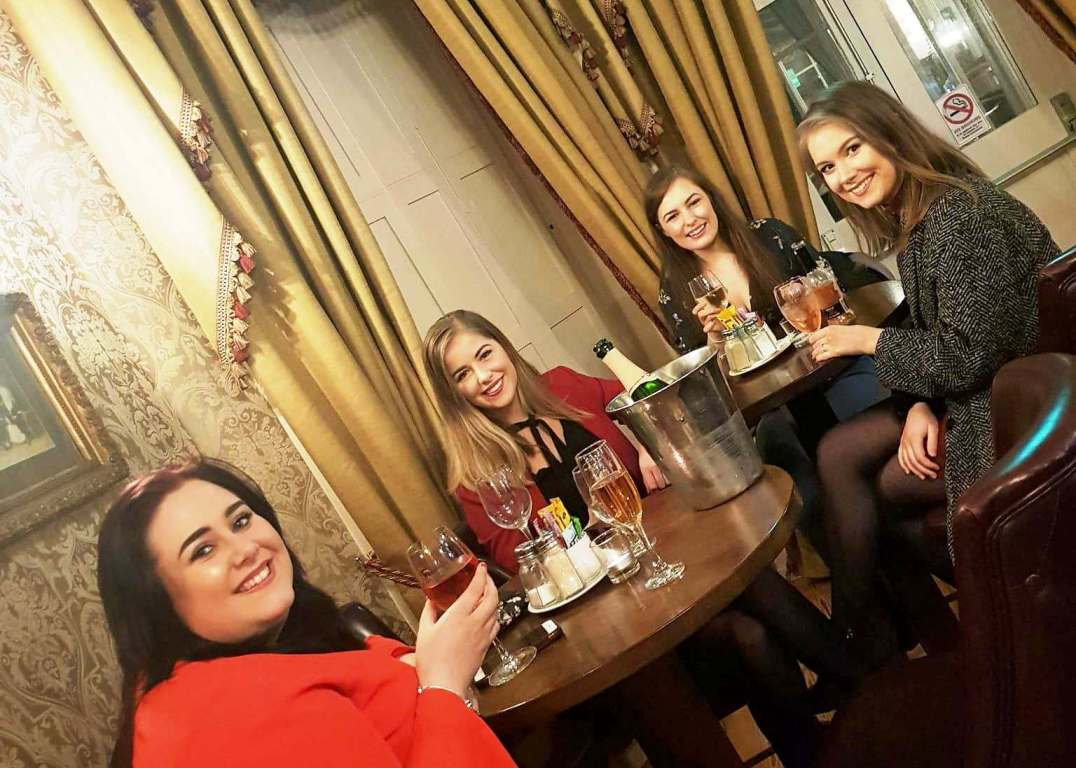 Hen Night at Corick House Hotel & Spa