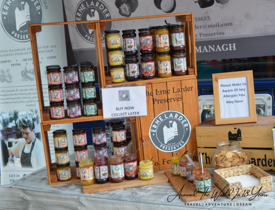 Omagh Food Festival - Erne Larder Preserves