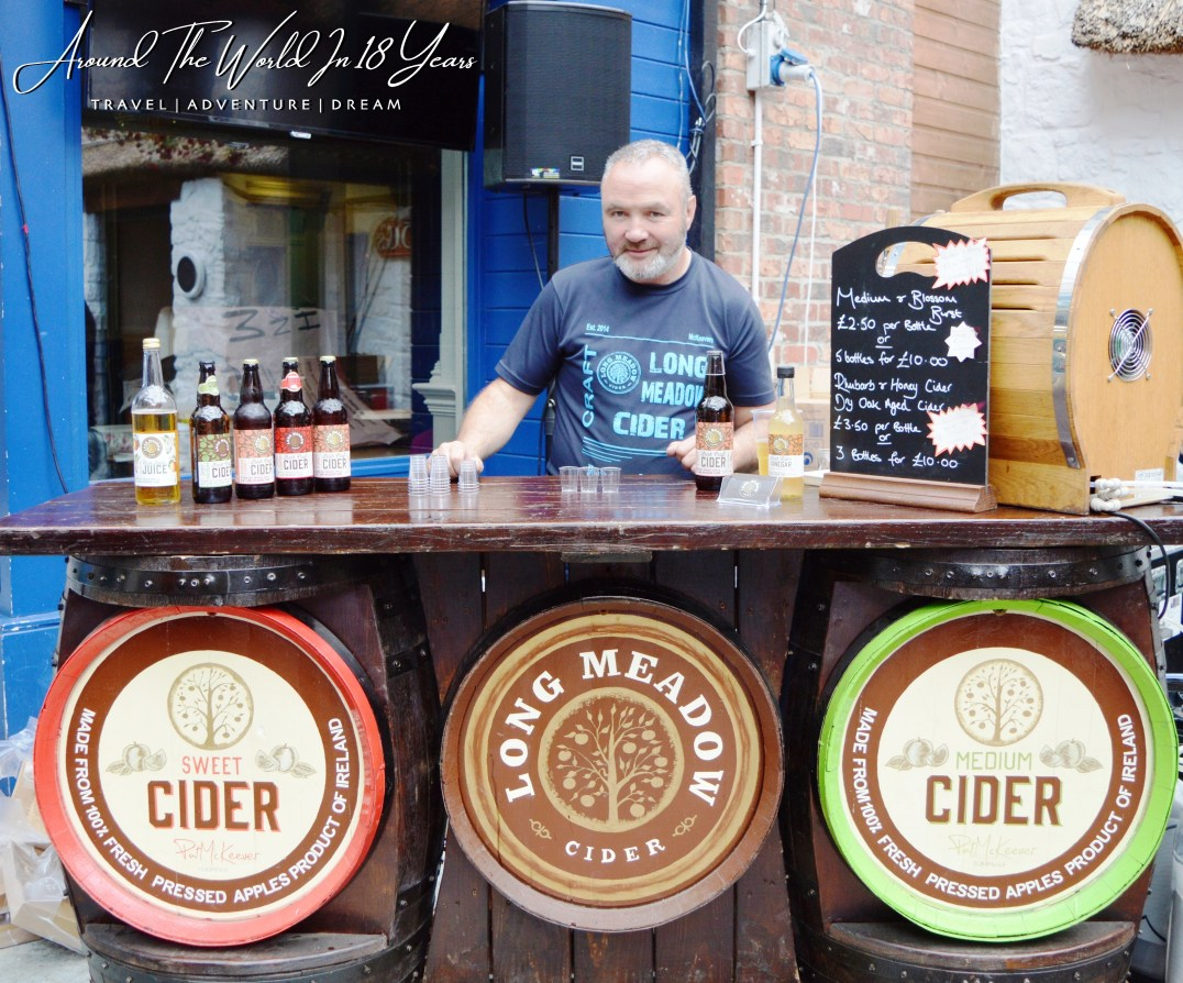Omagh Food Festival - Long Meadow Cider