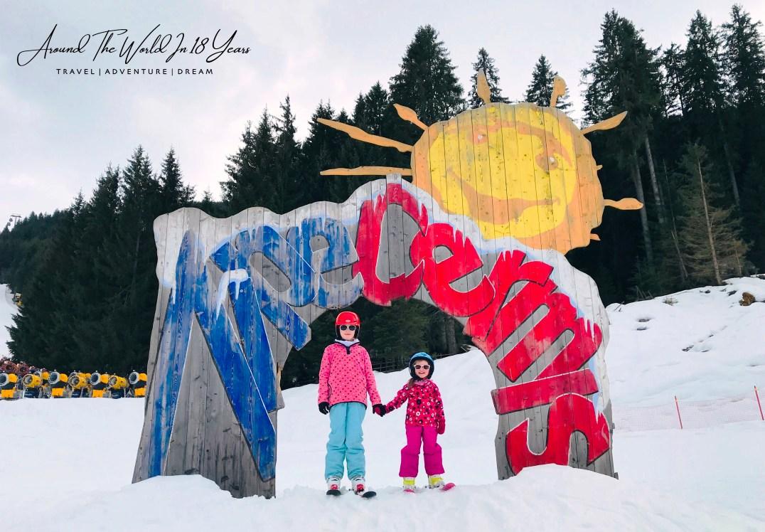 TOP 18 - Budget Travel Tips - Alpe Cermis Cavalese