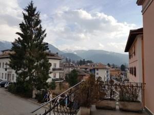 Cavelese in Trentino, Italy