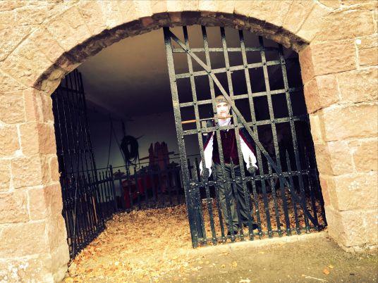 Vampires at Halloween Family Festival Cultra 2018