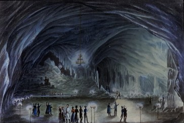 Postojna Cave - the great Dance Hall