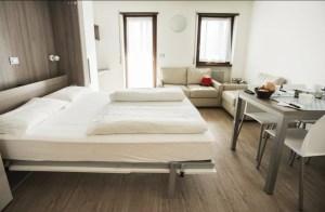 Superior Apartment at Aparthotel Des Alpes in Cavalese