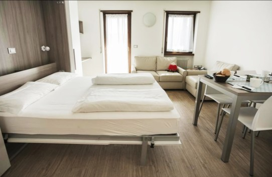 Superior Apartment at Aparthotel Des Alpes in Cavalese