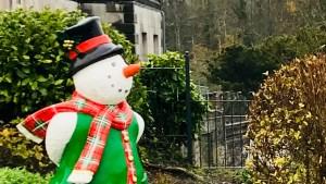 Winter Wonderland at Westport House
