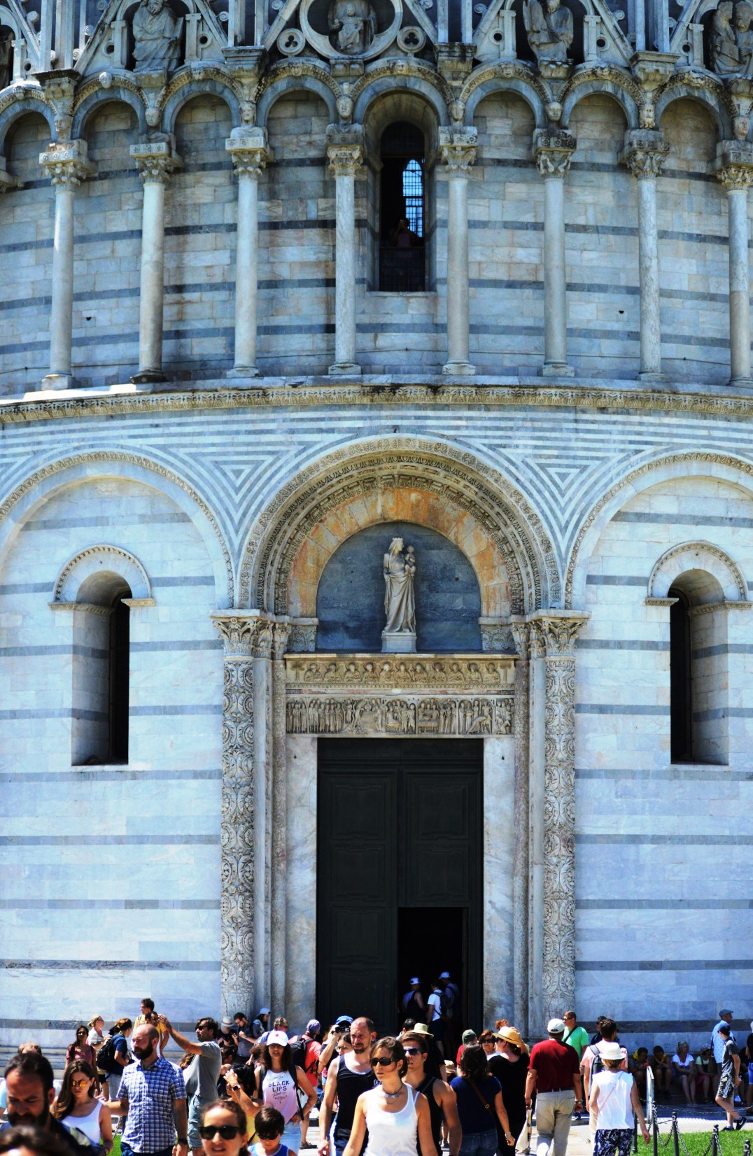 Bronze doors of Pisa Cathedral