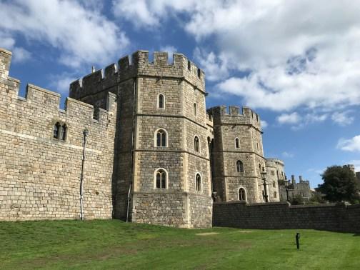 Windsor Castle in the heart of Windsor