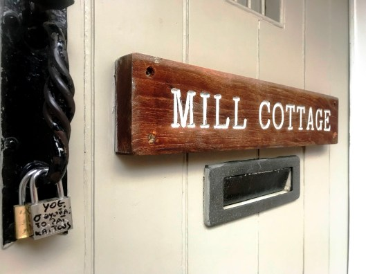 Mill Cottage, home of George Michael