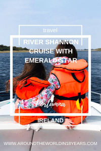River Shannon cruise with Emerald Star
