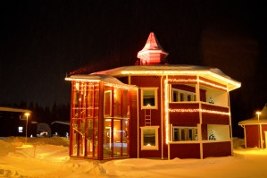 Holiday Suites at Santa Claus Holiday Village in Rovaniemi