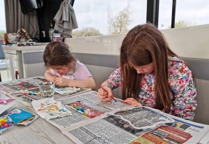 Easter activities on board the Le Boat Horizon 4 from Emerald Star