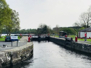 Roosky Lock on the River Shannon