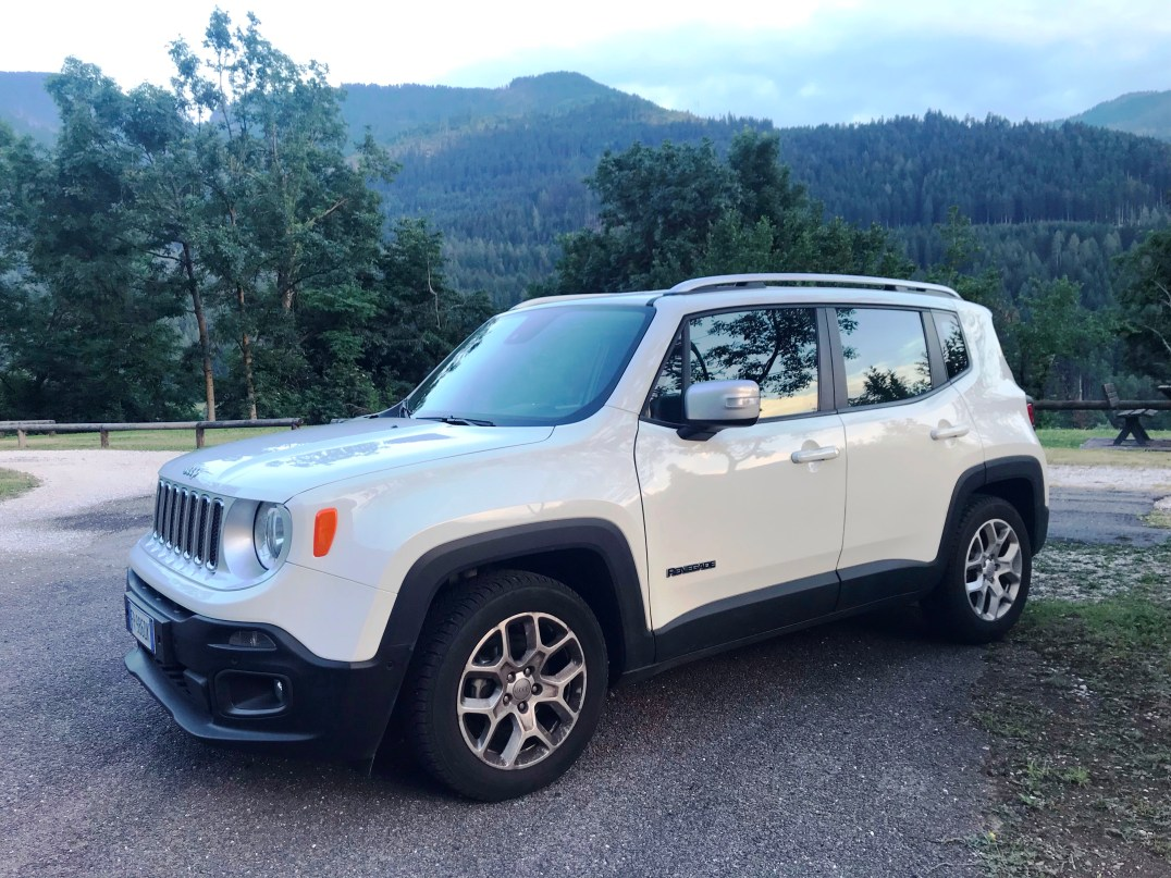 Jeep Hire Car from Malpensa Airport