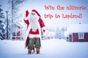 Win The Ultimate Trip To Lapland