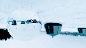 Glass Igloo Accommodation at Arctic Guesthouse & Igloos, Ranua