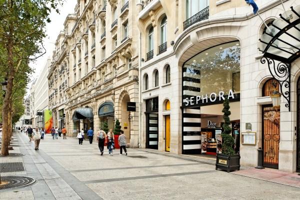 Sephora Paris Champs Elysees