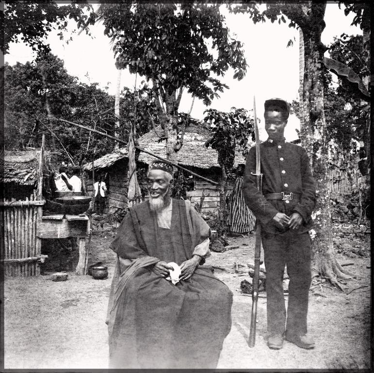 Sierra Leon (from wikipedia) Bai_Bureh_(1898)