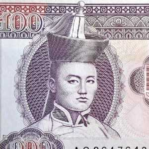 Mongolia 100 Togrog 2008 banknote front (2)